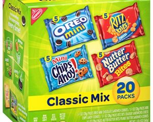 Nabisco Classic Cookie and Cracker Mix (20-Count Box) Only $6.98!