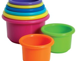 The First Years Stacking Cups Baby Toy $1.68