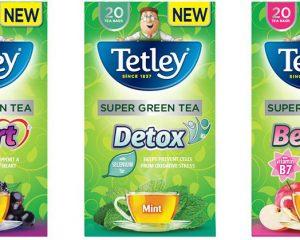 Saturday Freebies -Free Tetley Super Tea Sample!