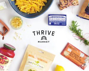 $10 Off + Free Shipping at Thrive Market!