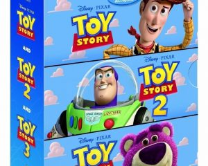 The Complete Blu-ray Toy Story Collection $19.99