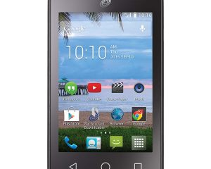 Tracfone Alcatel Onetouch Pixi Glitz A463BG Only $9.99!