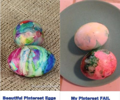 Are you bored with egg dyeing kits? We tried out some of the most popular DIY Easter egg decorating techniques. Were they fun or fail?