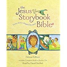 Jesus storybook