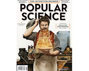 Monday Freebies-Free Subscription to Popular Science Magazine