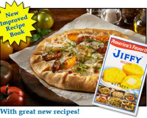 Tuesday Freebies-Free Jiffy Mix Recipe Booklet