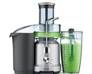 Breville Juice Fountain Cold (Refurbished) Only $119.99!