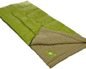 Coleman Green Valley Cool Weather Sleeping Bag $21.99