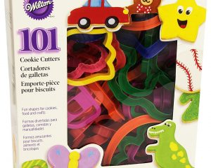 Wilton 101 Cookie Cutters Set $9.88