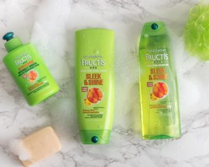 Thursday Freebies-Free Garnier Shampoo & Conditioner Sample!