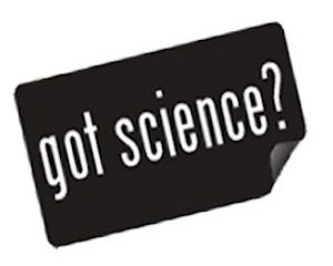 Tuesday Freebies-Free Got Science Sticker!