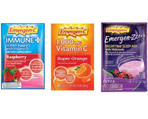 Wednesday Freebies-Free Emergen-C samples!