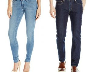 Levi's Jeans & More up to 50% off!