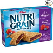 Nutri-Grain Cereal Bars, Mixed Berry 48 count $10.03