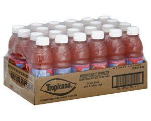 Tropicana Ruby Red Grapefruit Juice (10oz) 24 pack $10.49
