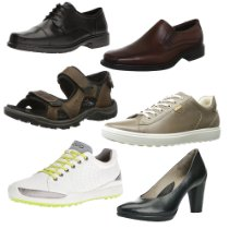 Save up to 40% on ECCO shoes & Bags from Amazon!