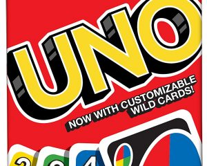 Uno Family Card Game, only $2.86!