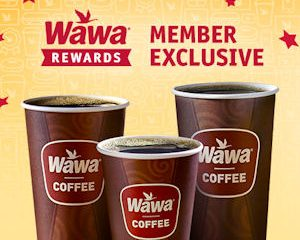Friday Freebies-Free Coffee from Wawa!
