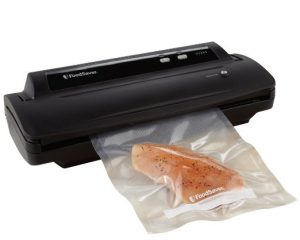 FoodSaver Vacuum Sealing System with Starter Kit $56.49