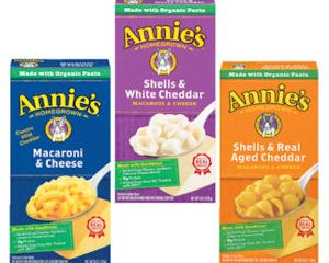Friday Freebies-Free Annie's Natural Macaroni & Cheese