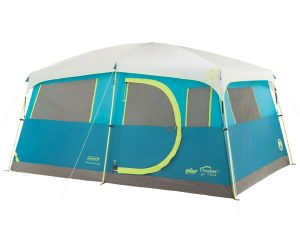 Prime Deal: Coleman Tenaya Lake 8 Person Instant Cabin Tent Only $135.64!