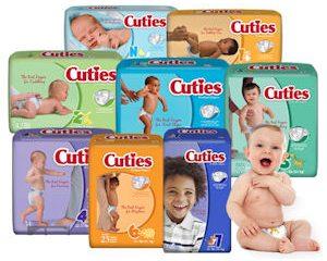 Monday Freebies-Free Cuties Diaper Samples