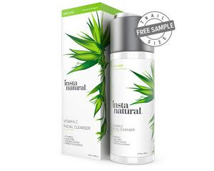 Wednesday Freebies-Free Sample of InstaNatural Cleanser
