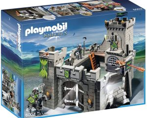 Playmobile Wolf Knights' Castle Playset $36.62