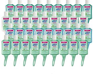 Purell Advanced Hand Sanitizer, Travel Sized Jelly Wrap Bottles (Pack of 36) Only $5.26!