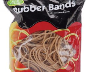 HQ Advance Assorted Rubber Bands only $1.47