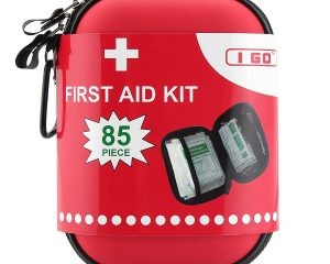 I Go Portable First Aid Kit 85 pieces $12.58