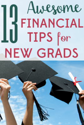 Financial Tips for New College Grads
