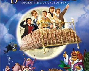 Bedknobs and Broomsticks Special Edition on DVD $5