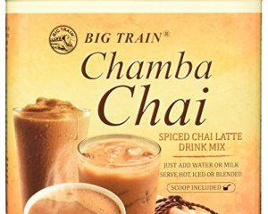 Big Train Chamba Chai Spiced Tea Latte Mix 64 OZ $9.99
