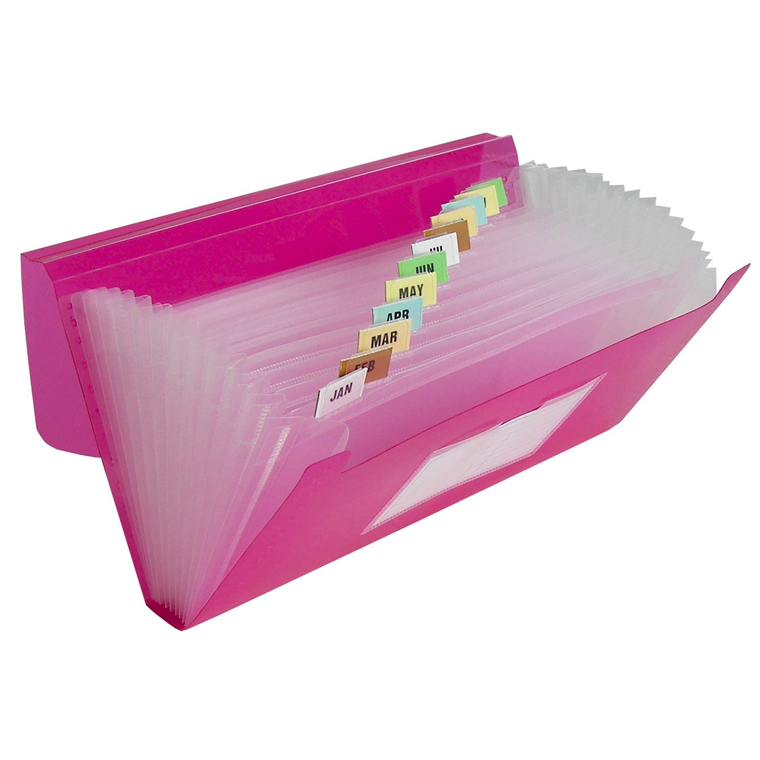 13-pocket Poly Expanding File (junior Size) $3.34