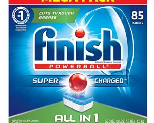 Finish All In 1 Powerball, Fresh 85 Tabs Only $7.60!