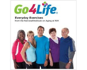 Monday Freebies-Free Go4Life Everyday Exercise DVD