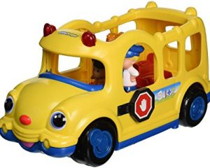 Fisher-Price Little People Lil' Movers Baby School Bus $9.84