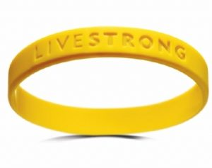 Tuesday Freebies-Free LiveStrong Bracelet