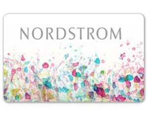 Tuesday Freebies-Free $10 to spend at Nordstrom!