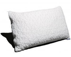 Memory Foam Pillow with Cooling Bamboo $41.24