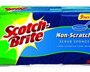 Scotch Brite Scrub Sponge 9 count (2 pack) $9.45