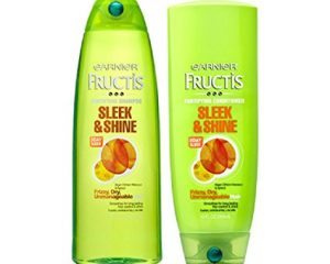 Wednesday Freebies-Garnier Fructis Sleek & Shine Samples