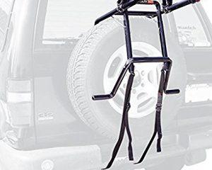 Allen Sports Deluxe 2-Bike Spare Tire Mounted Rack $27.78