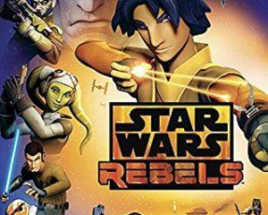 Star Wars Rebels, Complete Season 1 on DVD $15.26