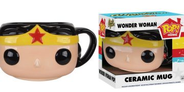 Wonder Woman Products for the Super Woman in Your Life