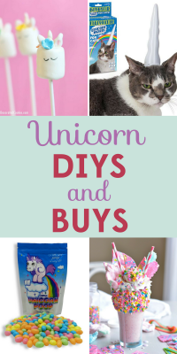 If your child (or you - we won't judge) loves unicorns, we've got all the unicorn themed DIYs and buys you need!