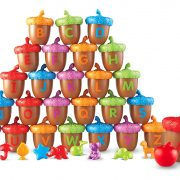 Alphabet Acorns by Learning Resources $18.52