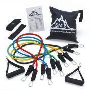 Black Mountain Products Resistance Band Set only $20.45