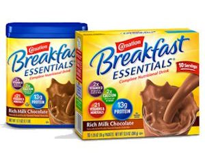 Friday Freebies-Free Carnation Instant Breakfast Sample